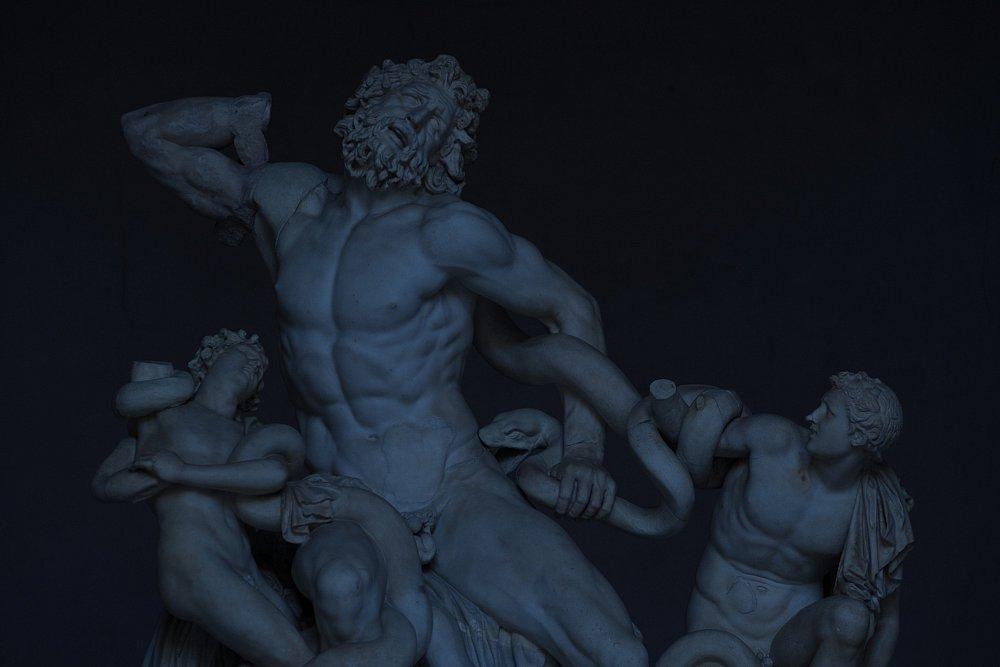 Roma - Laocoön