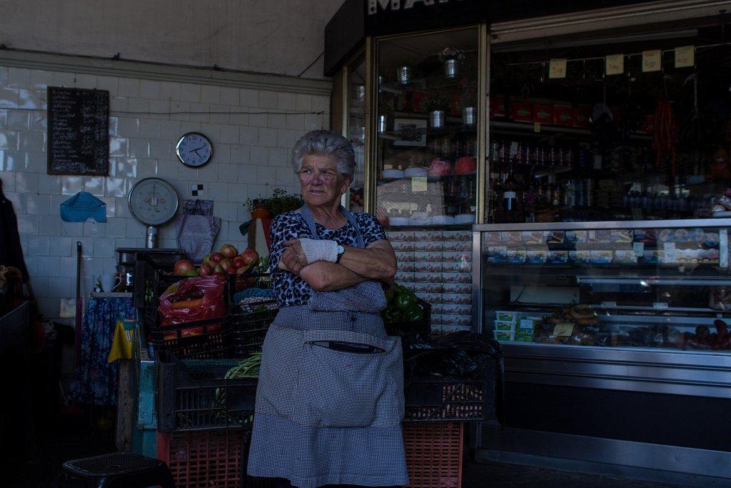Mercado Bolhao - Portugal